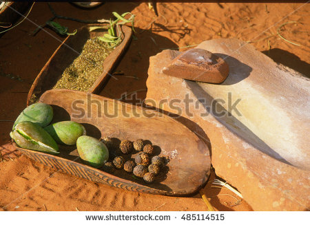 Bush Tucker Stock Photos, Royalty.