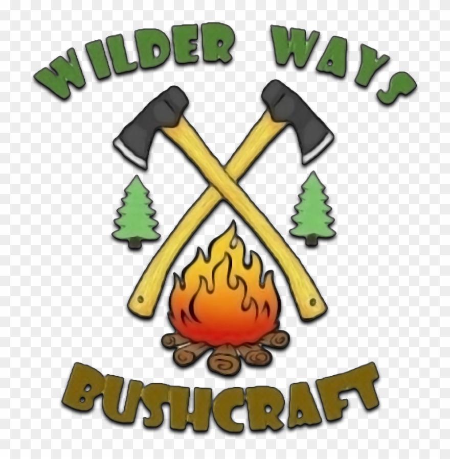 Wilder Ways Bushcraft And Survival Clipart (#4456687.