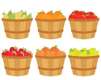 fruit bushel.