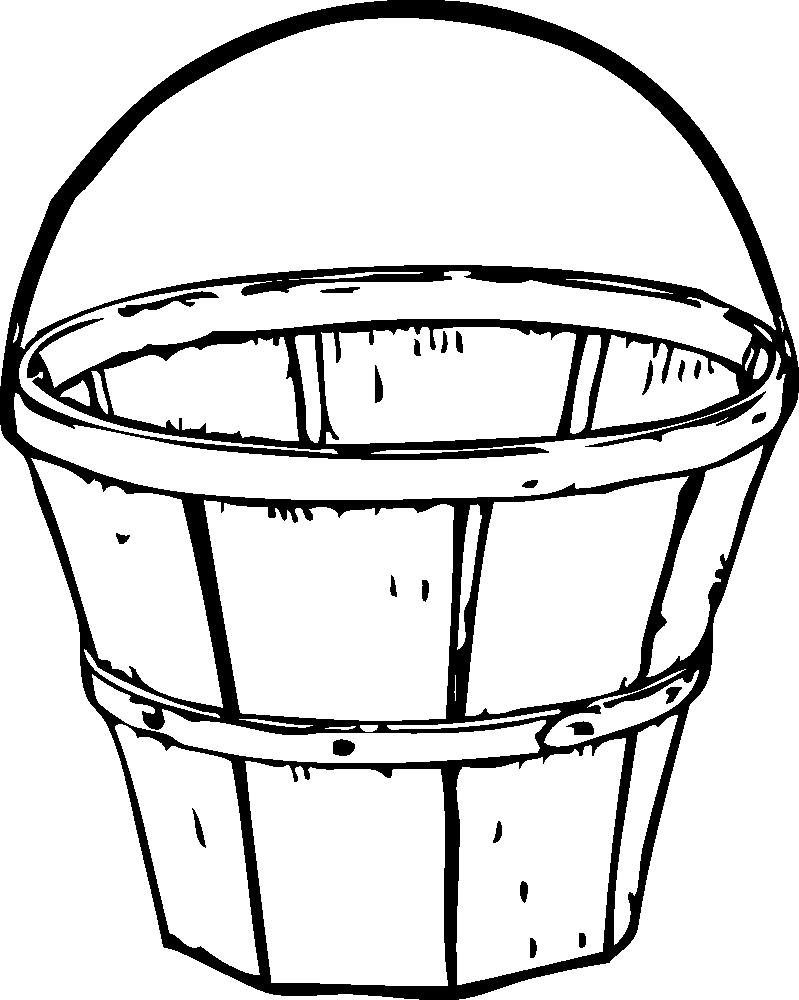 Bushel Clipart.