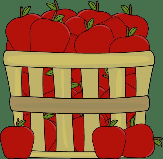 Bushel of apples clipart 4 » Clipart Portal.