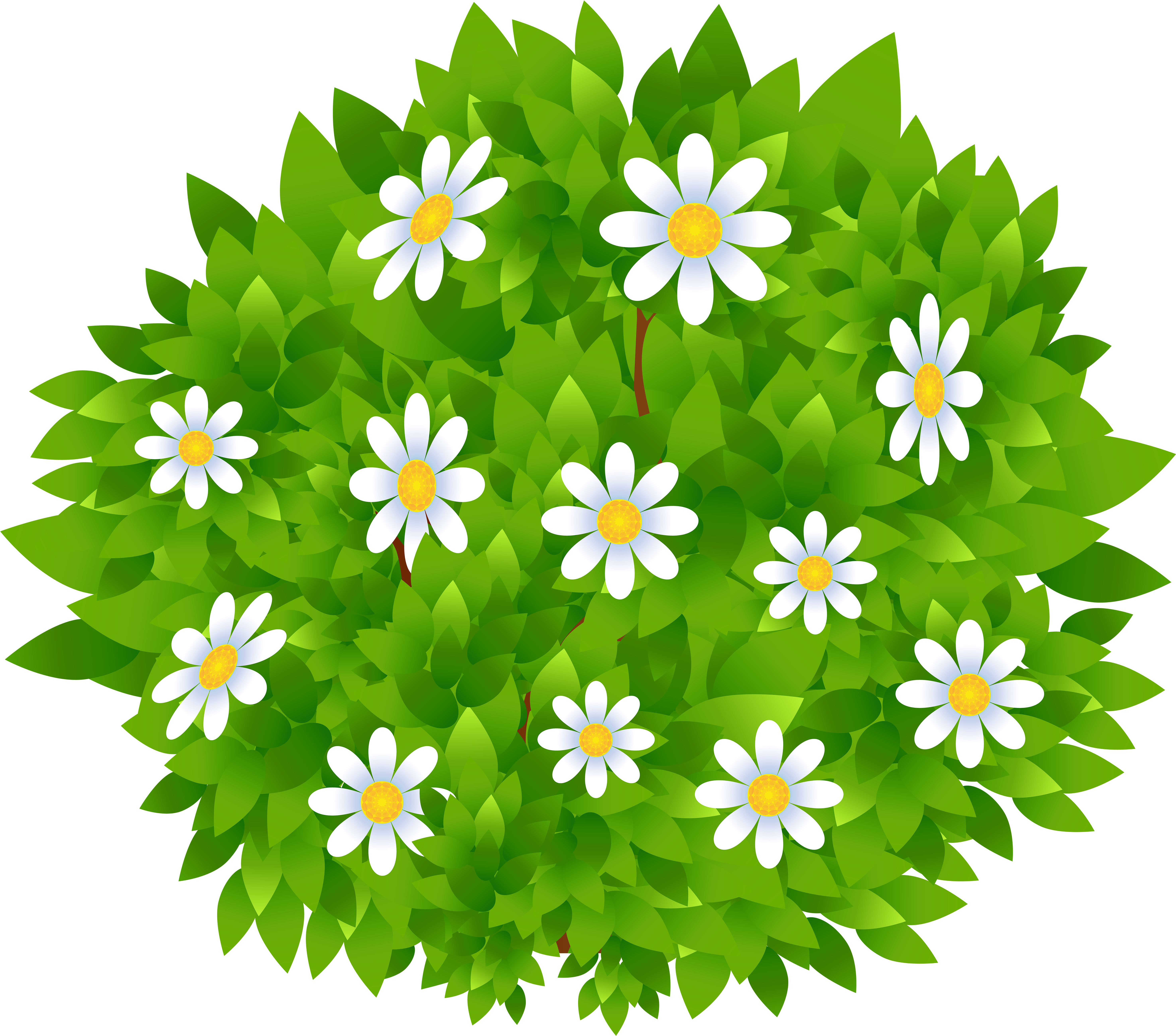Bushes clipart file, Bushes file Transparent FREE for.