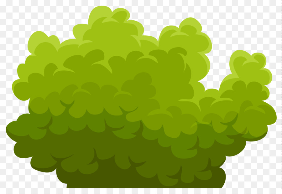 Bushes clipart green bush, Bushes green bush Transparent.