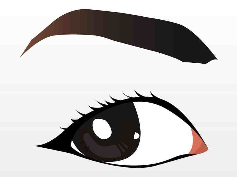 Bushy eyebrows clipart 4 » Clipart Station.