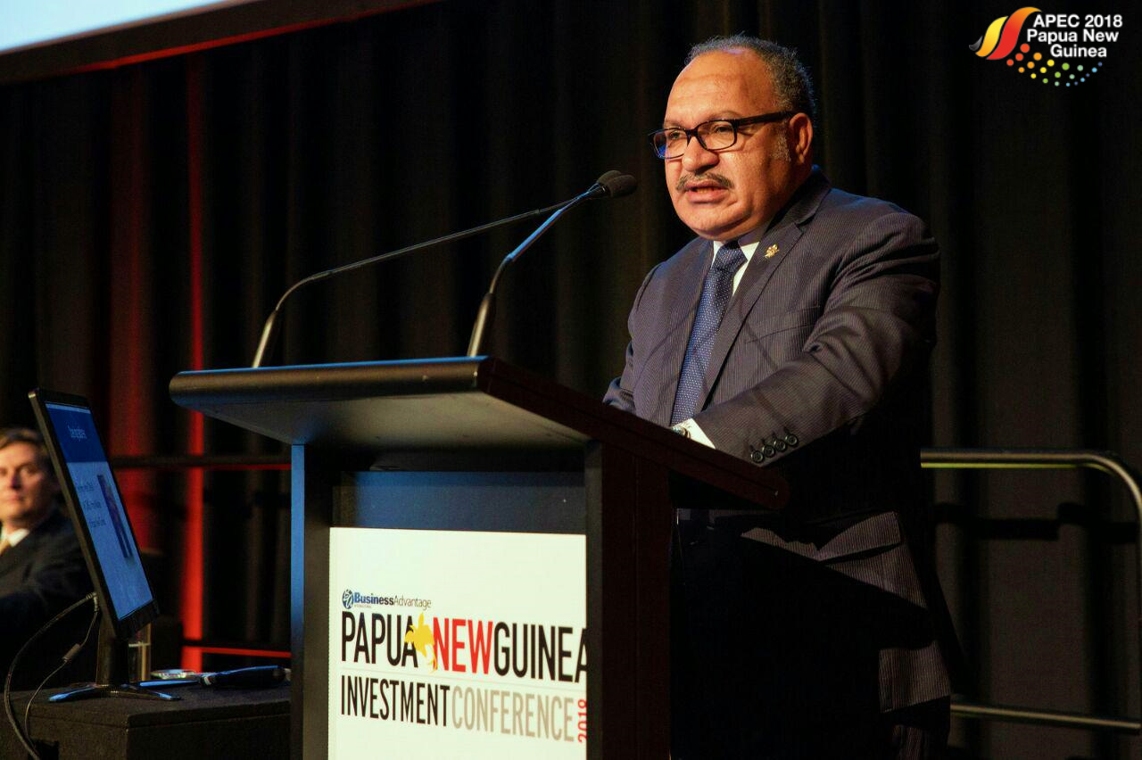 APEC important for PNG.