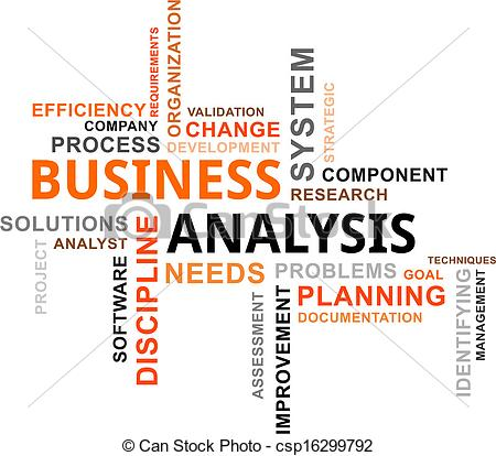 Business Analysis Clipart.