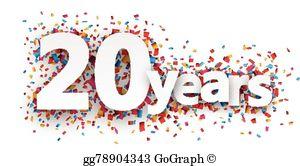 Business Anniversary Clip Art.