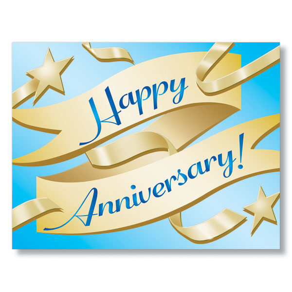 Business Anniversary Clipart.