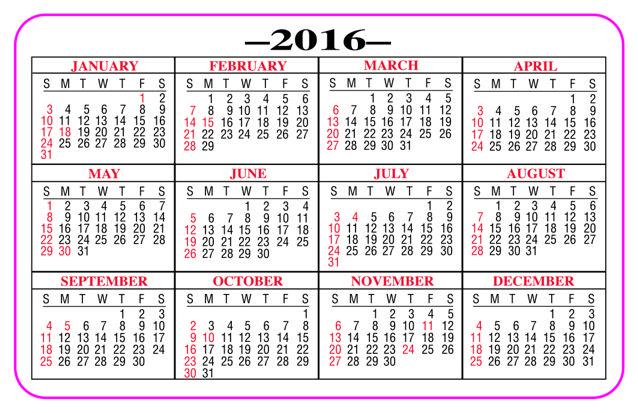 Promotional Laminated Wallet Cards, Wallet Calendar Cards.