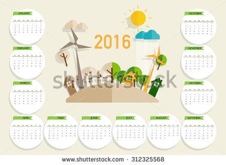 Business Card Calendar Stock Photos, Royalty.