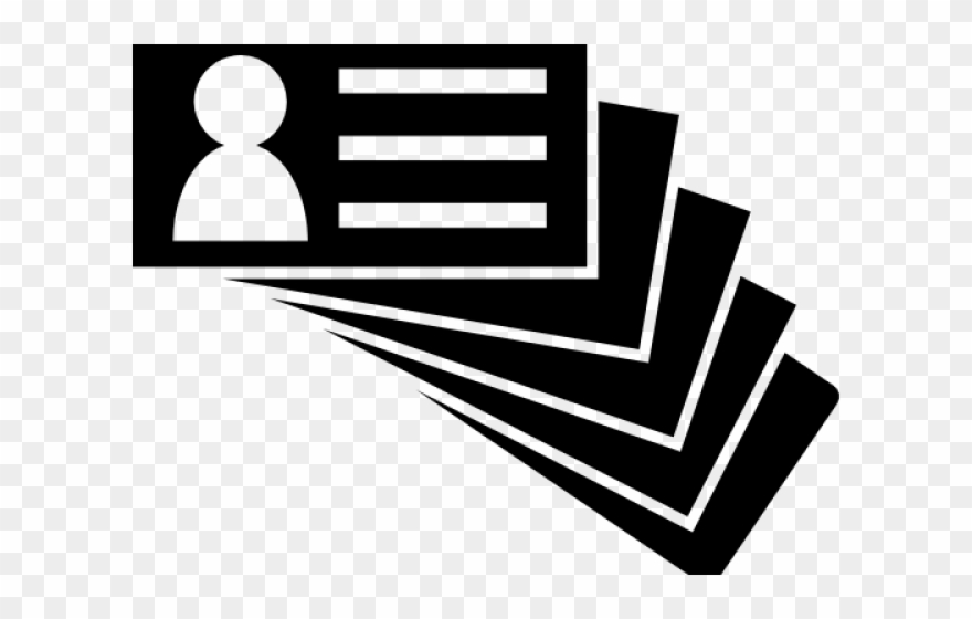 Business Cards Clipart Index.
