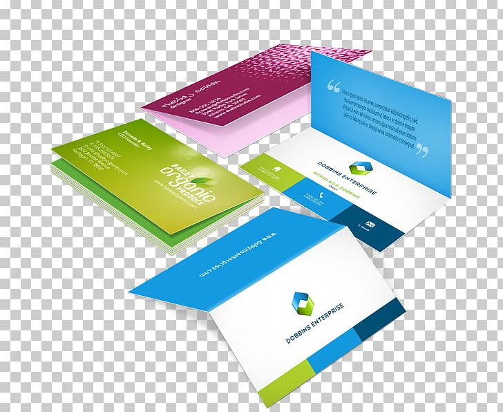 Paper Business Card Design Business Cards Printing PNG.