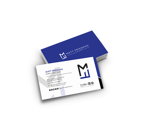 Best and Creative Business Card Design Online.