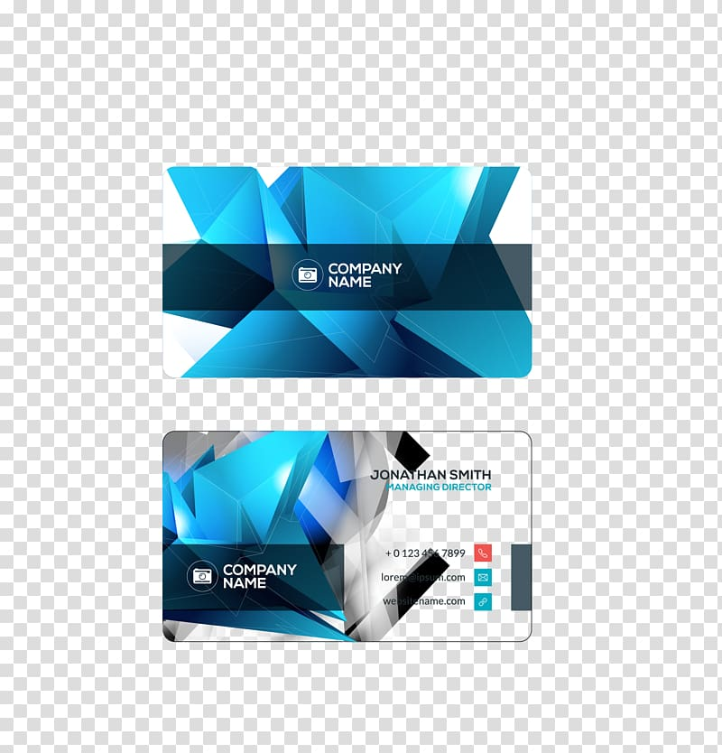 Jonathan Smith card, Business card Visiting card, Business cards.