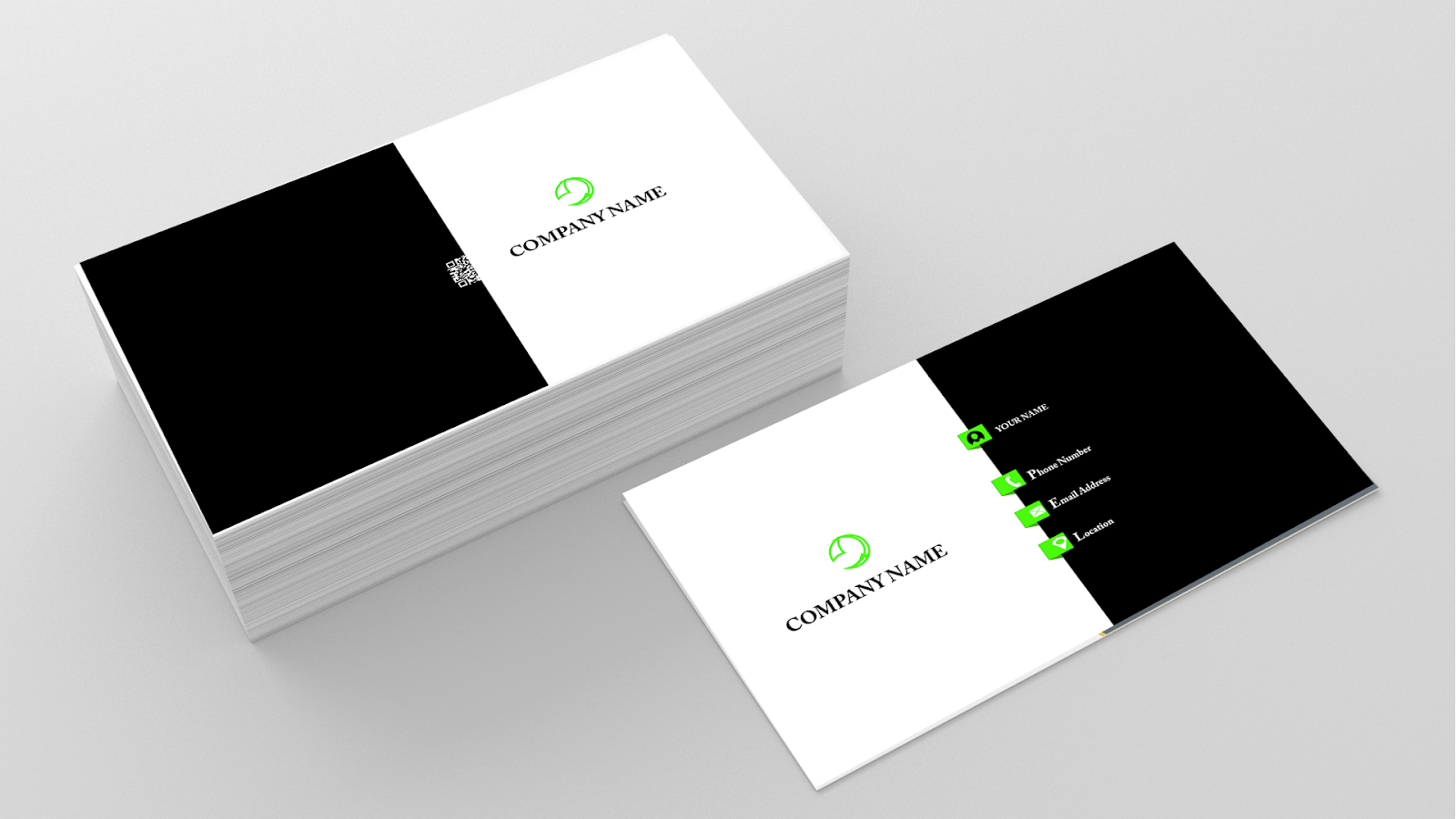 Business Card Design png.