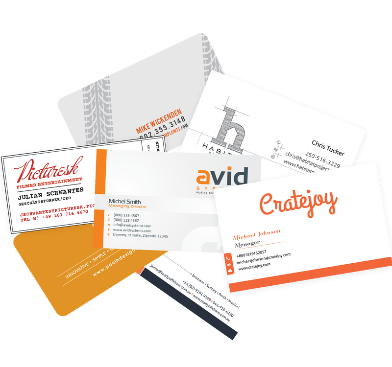 How to design business cards: business card design tips for.