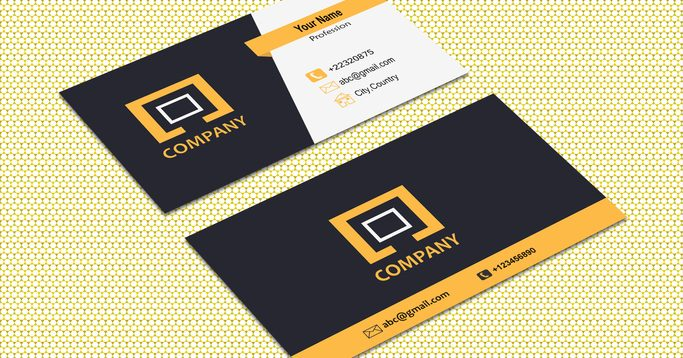 What To Include On Your Business Card.