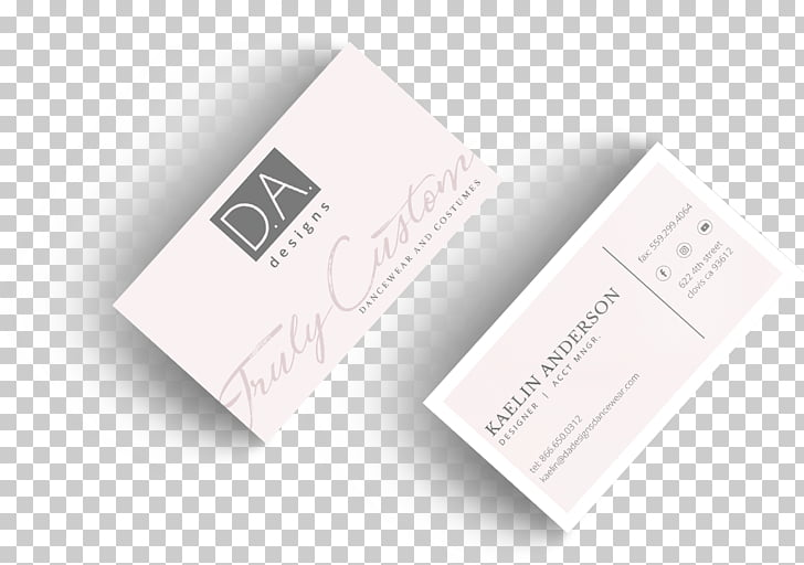 Business Cards Logo Brand, Visiting Card Mockup PNG clipart.