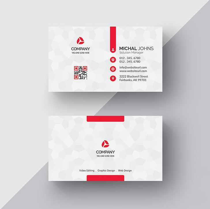 Paper Business Card Design Business Cards Visiting Card.