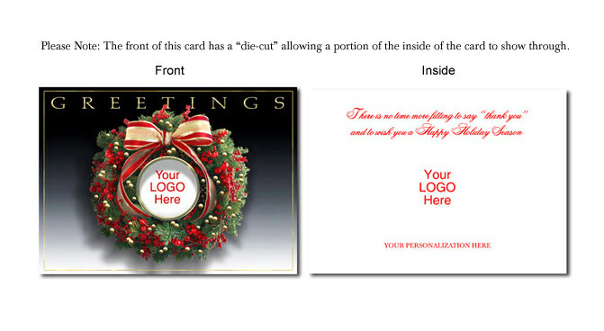 Holiday Christmas Cards.