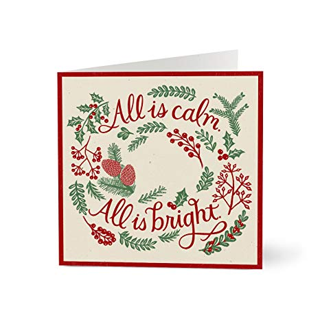 Amazon.com : Hallmark Business Christmas Cards (A Song to Be.