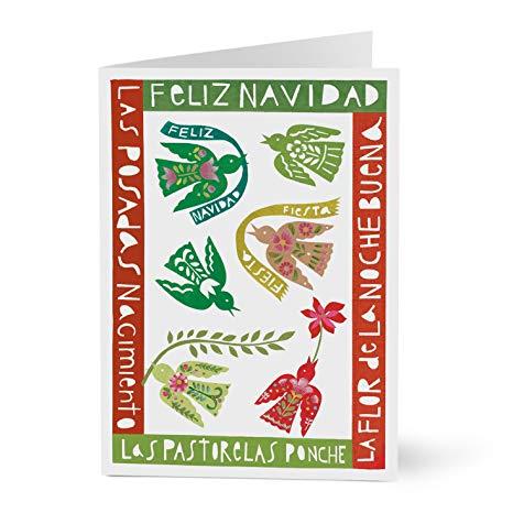 Amazon.com : Hallmark Business Spanish Holiday Cards for.