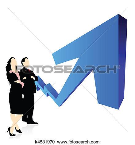 Stock Illustrations of business development k4581970.