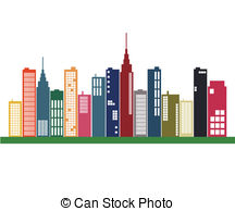 Central business district Stock Illustration Images. 316 Central.