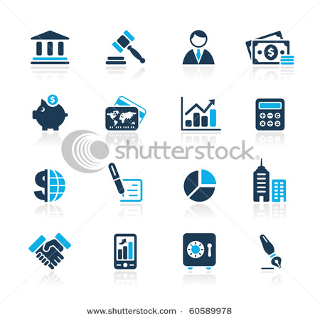 Business and Finance Clip Art.