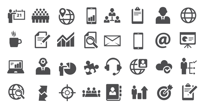 16 Business Icon.png Black Images.
