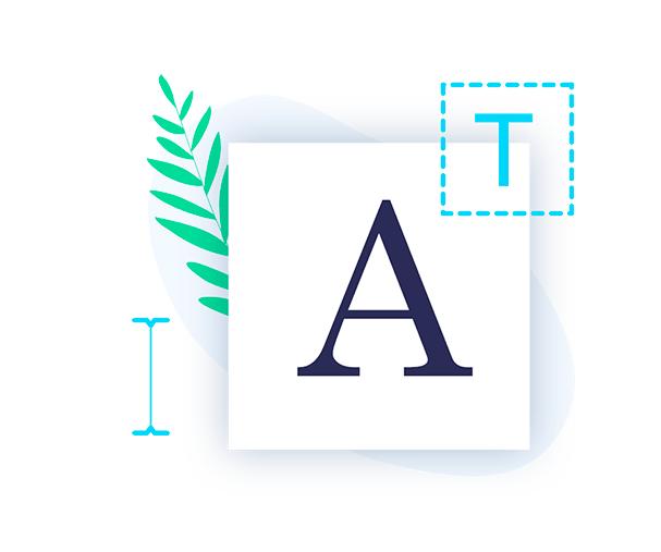 Beautiful Text and Font Logo Maker.