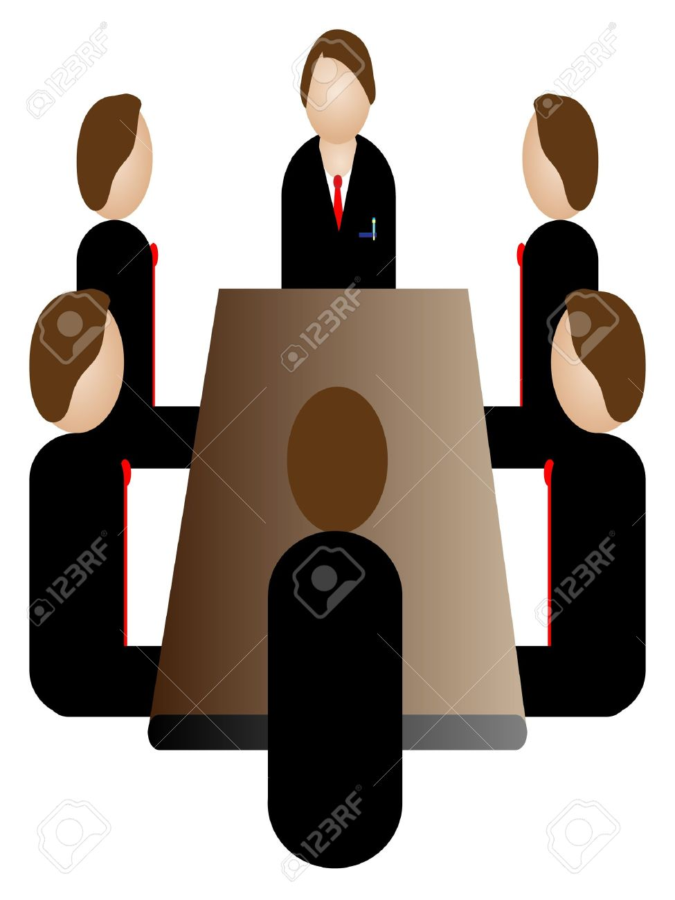 15,247 Business Lunch Stock Vector Illustration And Royalty Free.