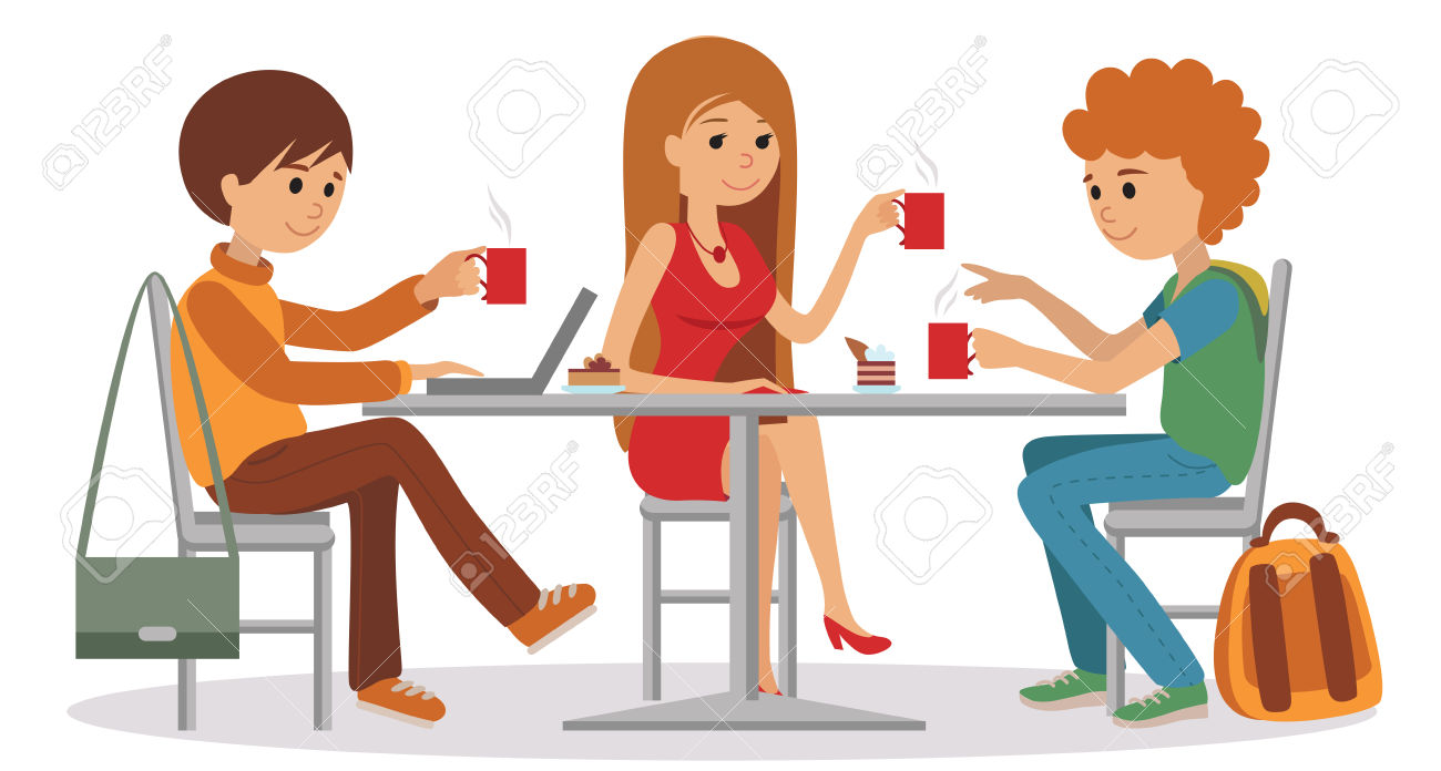 374 Business Lunch Meeting Stock Illustrations, Cliparts And.