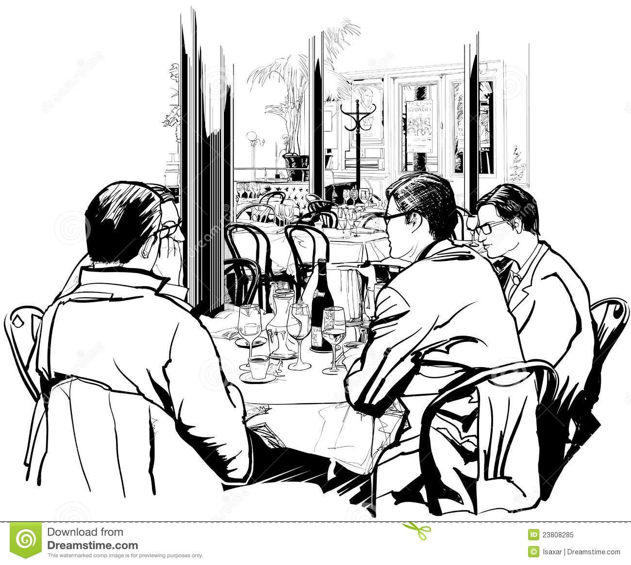 Similiar Dinner Meeting Clip Art Keywords.