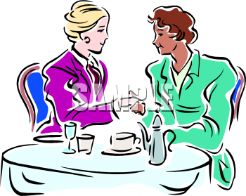 Showing post & media for Company luncheon cartoon.