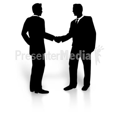 Business Men Clipart.