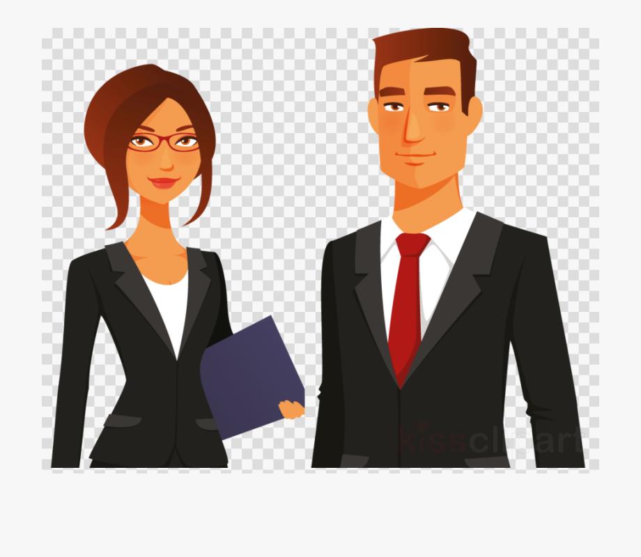 Woman, Suit, Business, Transparent Png Image & Clipart.