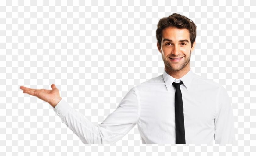 Businessman Png Image.