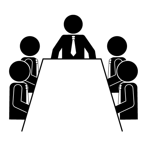 Business Meeting Clipart Clipartnet 2, Office Meeting Free Clipart.