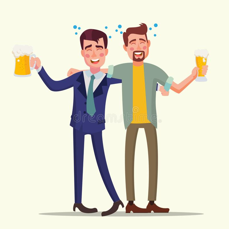 Business Party Stock Illustrations.