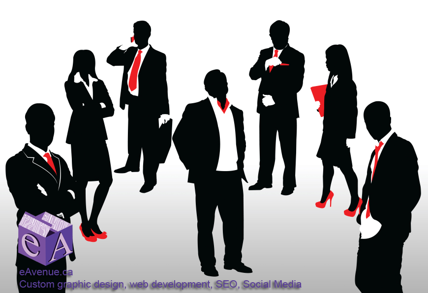 Business Person Clipart.