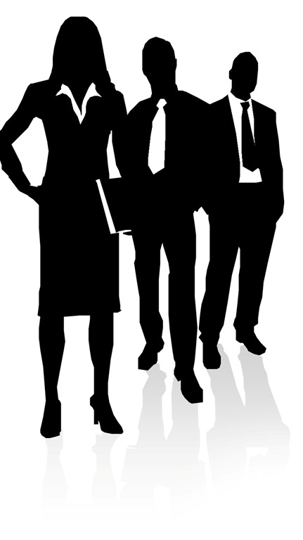 Business people clipart png.