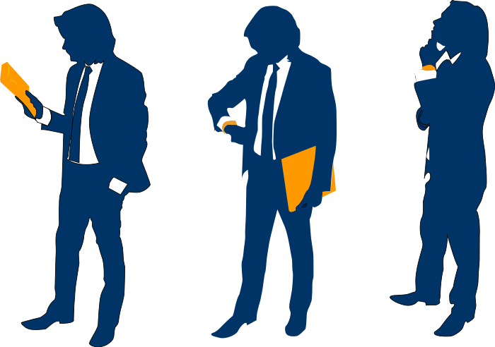Office Business People Clipart.