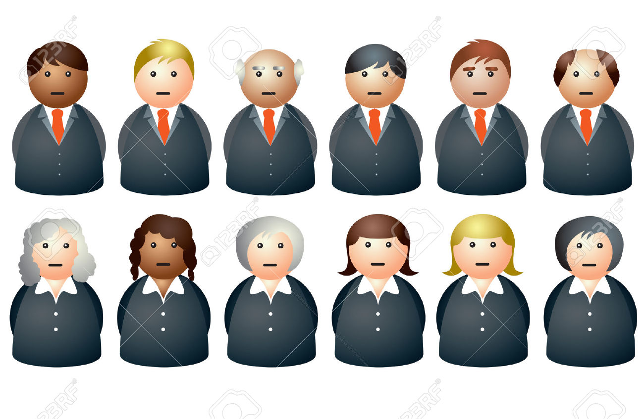 Business people clip art at clker vector clip art.