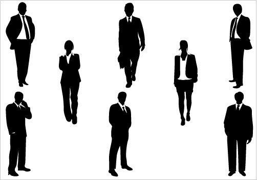 Free clip art of business people clipartbold.