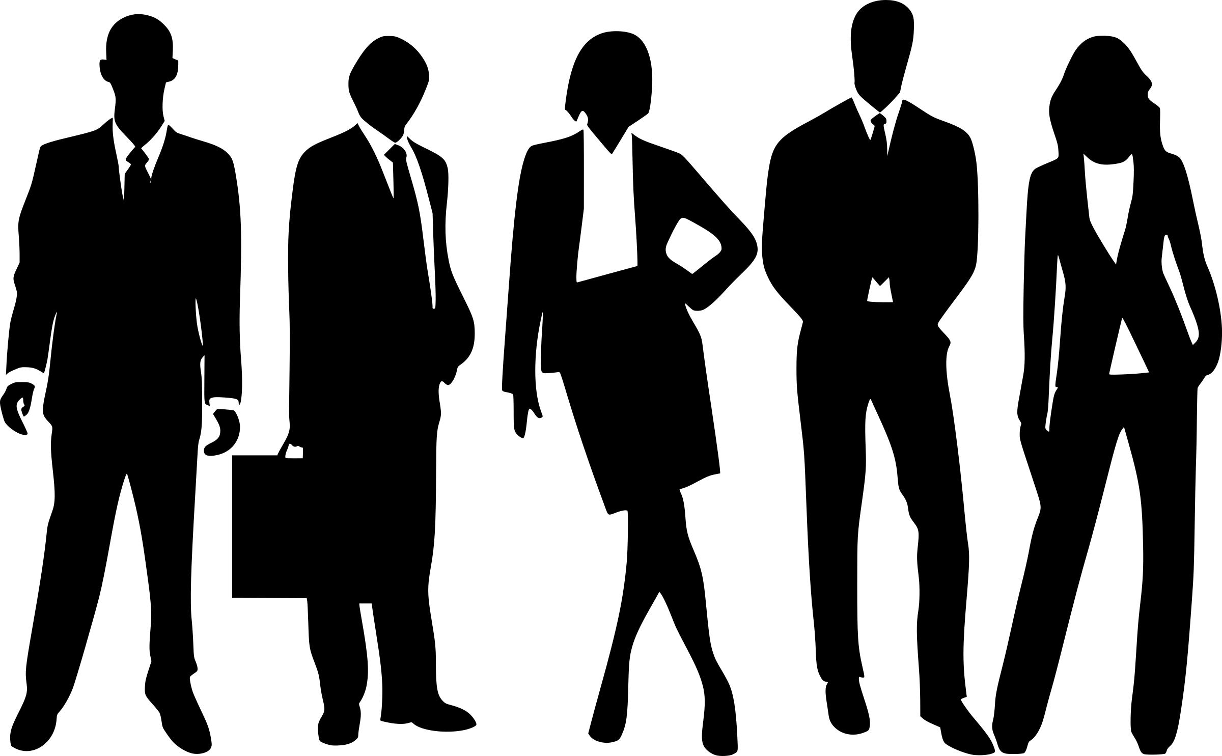Business People Icon Png.