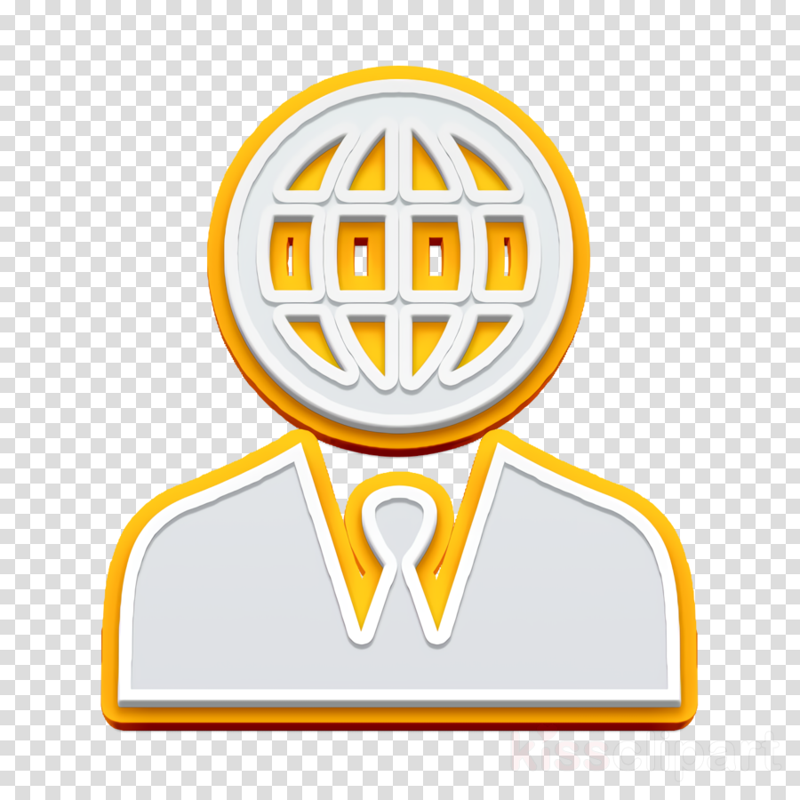 Businessman icon people icon Business Seo Elements icon.