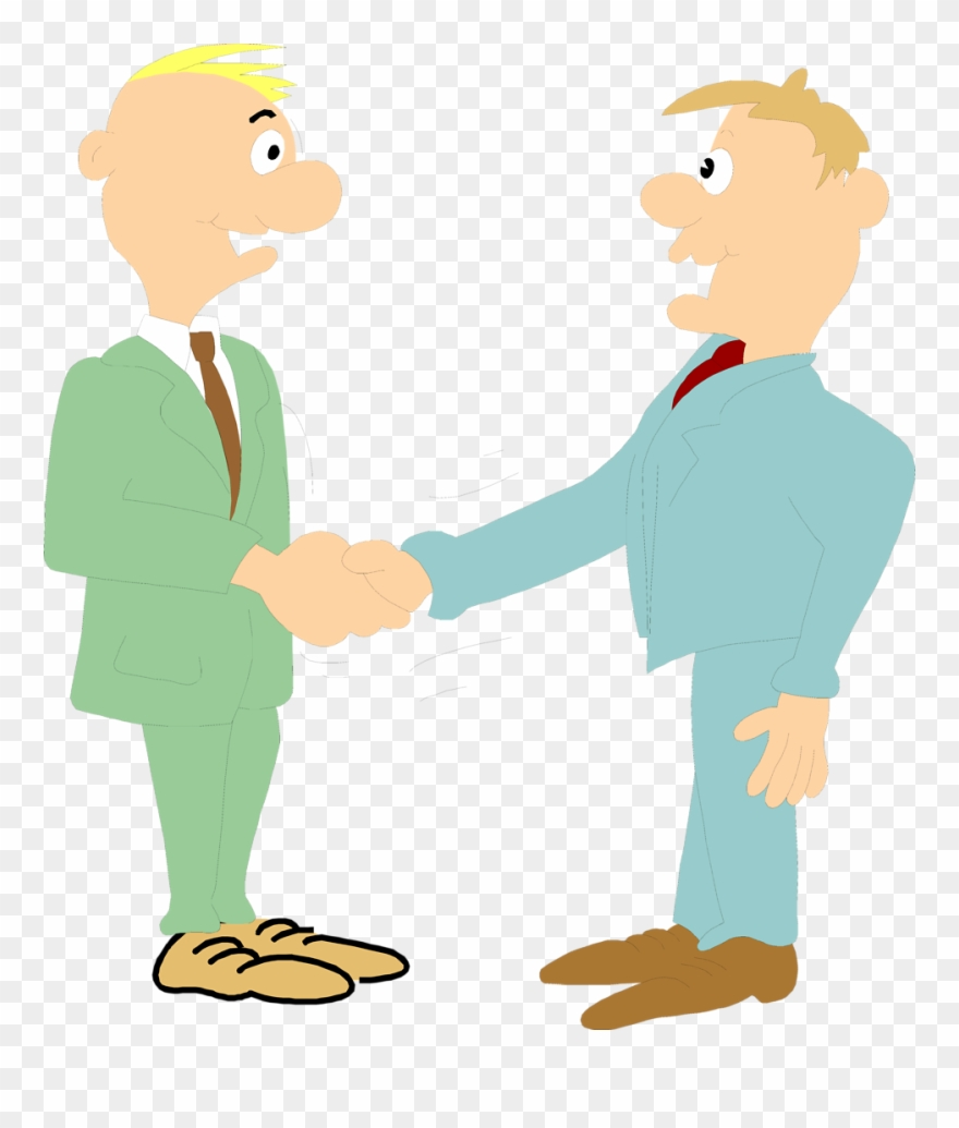 Handshake Image Business People Shaking Hands Clip.