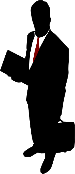 Businessman (red Tie) Clip Art at Clker.com.