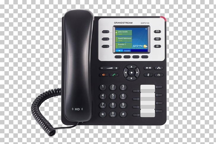 Grandstream Networks Grandstream GXP2130 VoIP phone Business.
